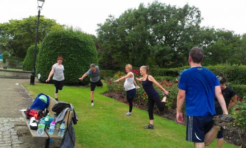 Boot Camp Workout Classes in North London
