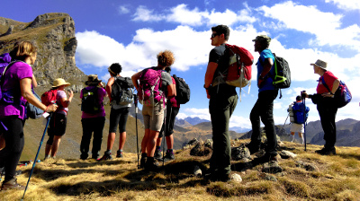 Adventure Walking Groups in the Pyrenees