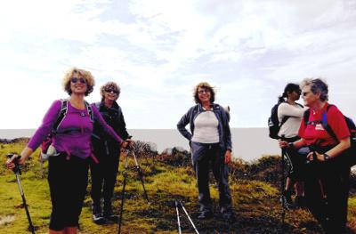 Adventure Walking Groups Coastal Walk