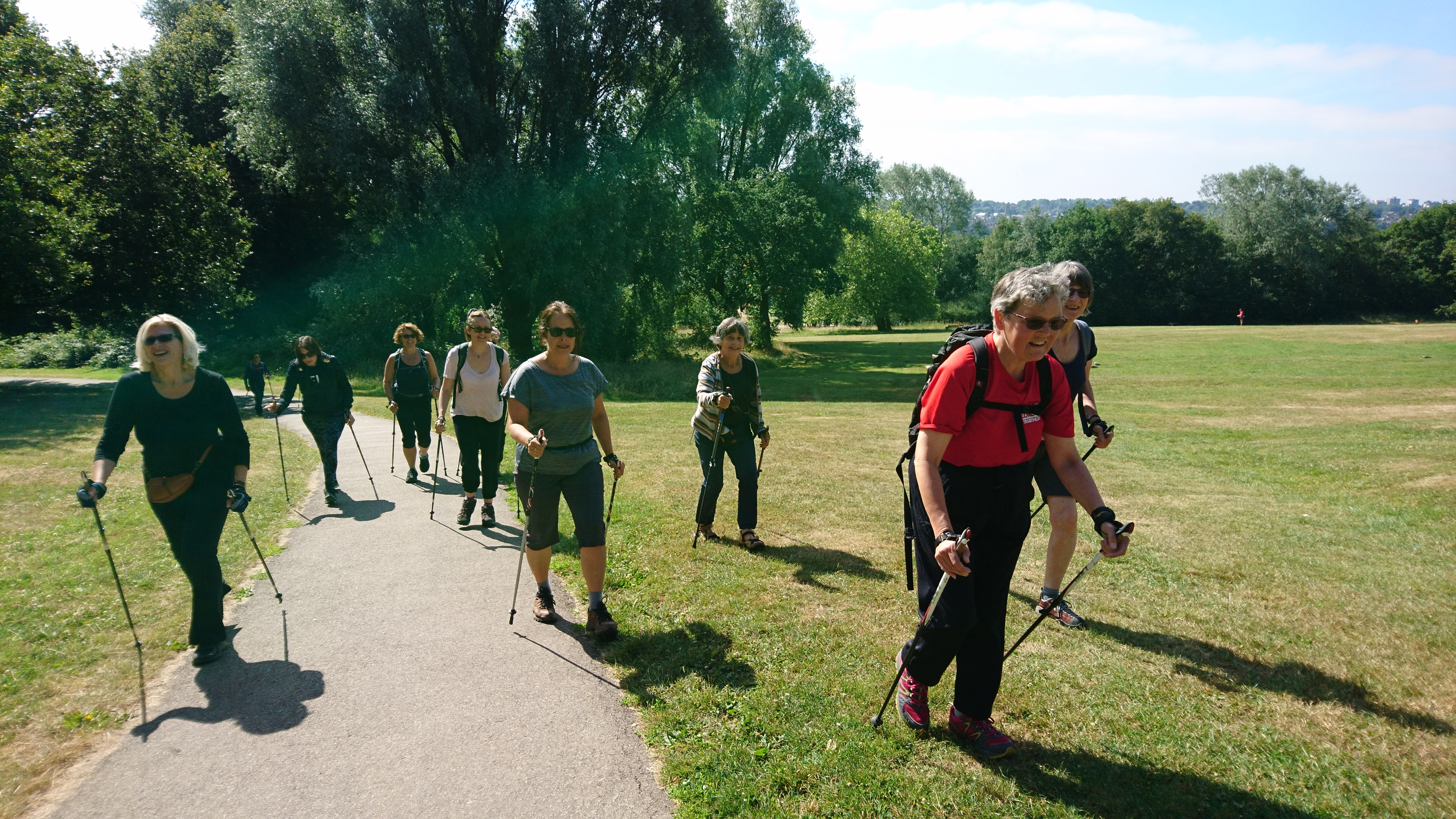 Adventure Walking Groups in North London